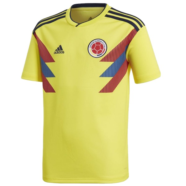 0c53ad9b669 adidas Colombia Home Jersey 2018