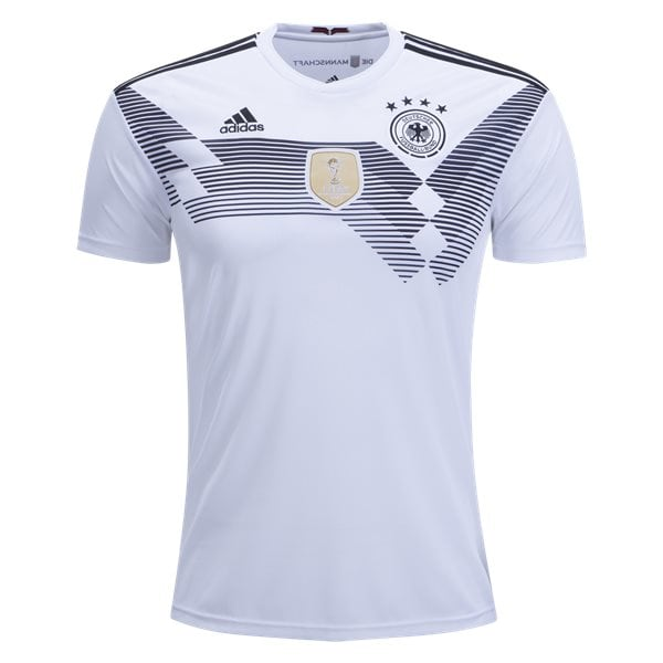 new arrival 8ee01 37470 adidas Germany Home Jersey 2018