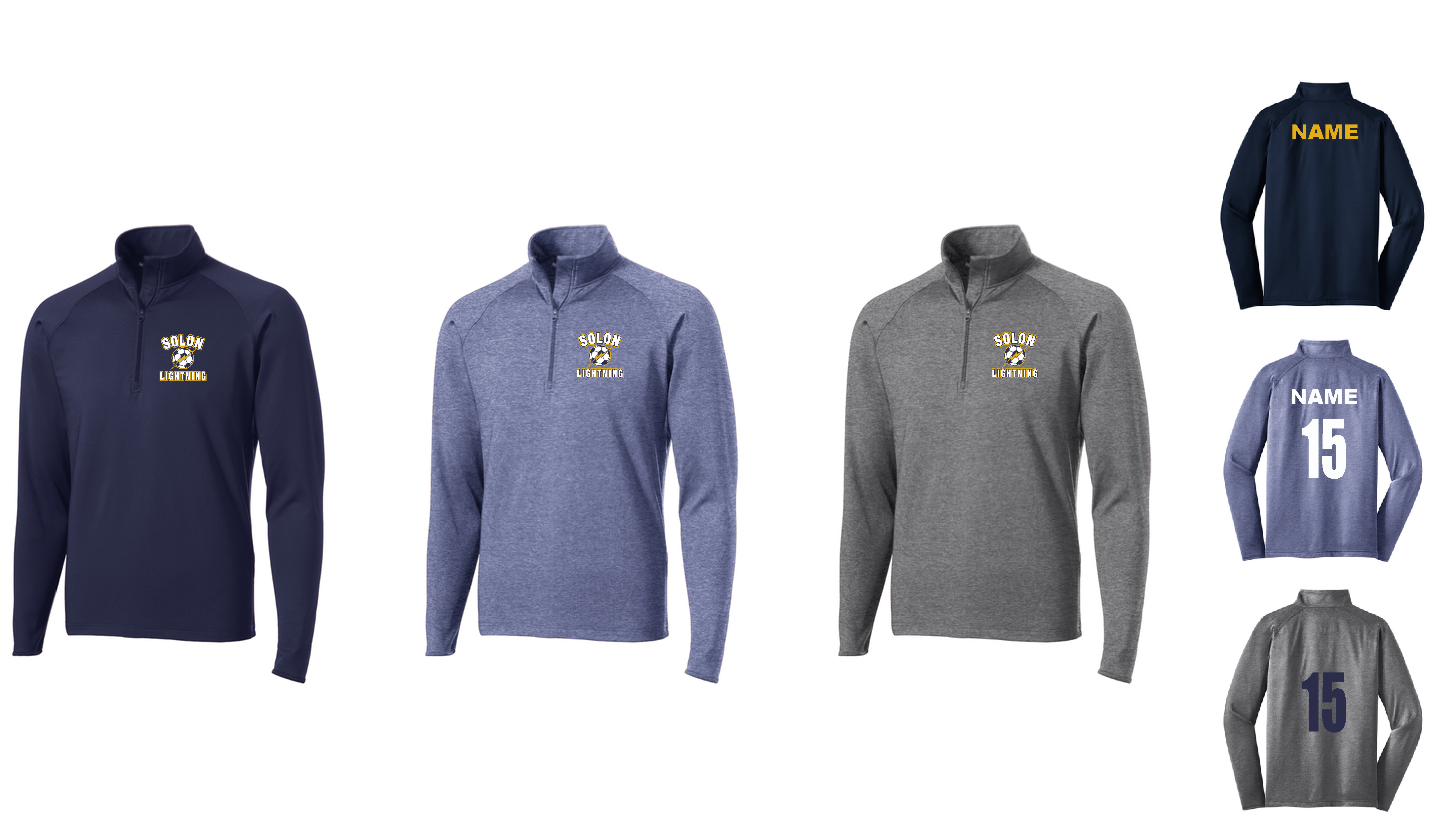 Solon Sport Tek Sport Wick Stretch 1 2 Zip Pullover Check out our sport tek selection for the very best in unique or custom, handmade pieces from our shops. solon sport tek sport wick stretch 1 2 zip pullover