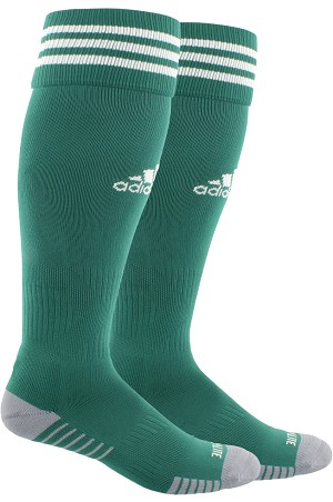 Amherst High School Game Socks - Forest Green