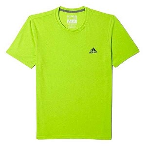 Adidas Ultimate Tee - Solar Green