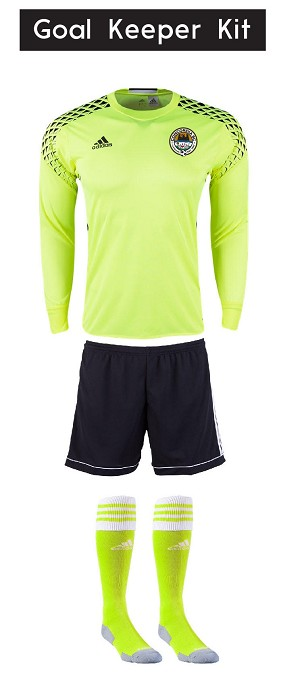 Goalkeeper Required Kit - Adult