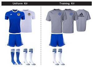Concordia Uniform & Practice Kit