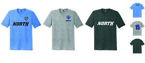 North FC Perfect Tri Short Sleeve Tee