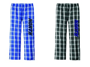 North FC District Flannel Plaid Pant