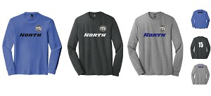 Upper 90 North FC Perfect Tri Long Sleeve Tee
