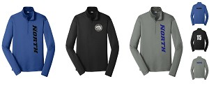 Upper 90 North FC PosiCharge Competitor 1/4-Zip Pullover