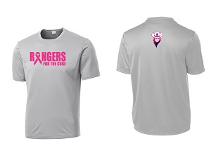 North Ridgeville Rangers For The Cure Tee