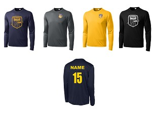 North Ridgeville Performance Top Long Sleeve