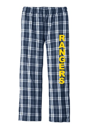 North Ridgeville Flannel Plaid Pant