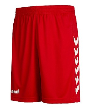 Sheffield Red Game Shorts