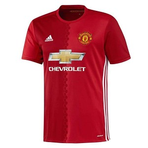 Manchester United Home Jersey  Youth