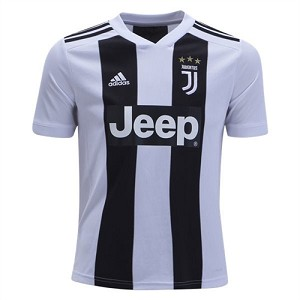 Juve Home Jersey Youth