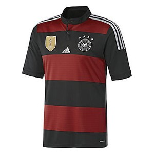 Germany Away Jersey Youth