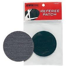 KwikGoal - Referee Patch