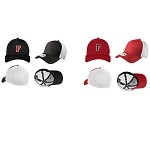 Fairview Baseball Stretch Mesh Cap