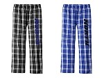 Upper 90 North FC District Flannel Plaid Pant