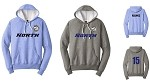 Upper 90 North FC Perfect Tri French Terry Hoodie