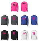 Upper 90 North FC PosiCharge Competitor Cancer Long Sleeve