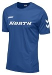 North Upper 90 Practice Top - Blue