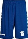 North Upper 90 Home Short - Blue / White