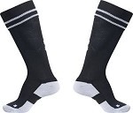 North Upper 90 Away Socks - Black