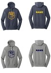North Ridgeville Perfect Tri Blend Fleece Pullover Hoodie