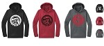 Upper 90 Performance Hoodie One Color Logo