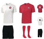 Upper 90 2010 - 2011 Girls Uniform Kit