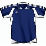 Adidas Womens Cosmo Jersey - Navy Blue