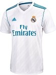 Real Madrid Home Jersey Youth