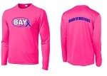 Bay High Breast Cancer - Hot Pink
