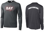 Bay High Training Top LS - Iron