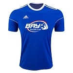Bay Soccer Club Away Jersey