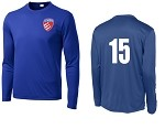 CVSA Training Top LS - Royal