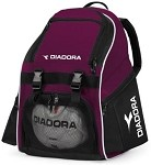 Diadora Squadra Backpack - Maroon