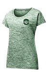 Nordonia Womens Posicharged Heather Tee