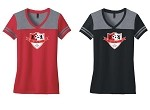 PSC - Juniors Varsity V-Neck Tee
