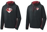 PSC - Sport-wick Fleece Hooded Pullover