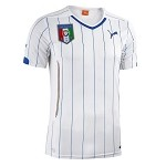 Italy Away Jersey Youth