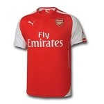 Arsenal Home Jersey 2014/2015