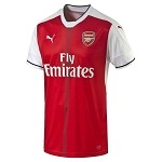 Arsenal Home Jersey 2016/2017