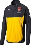 Arsenal 1/4 Zip Training Fleece
