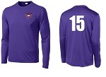 North Royalton Training Top Long Sleeve