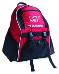 SSC - Backpack - Red